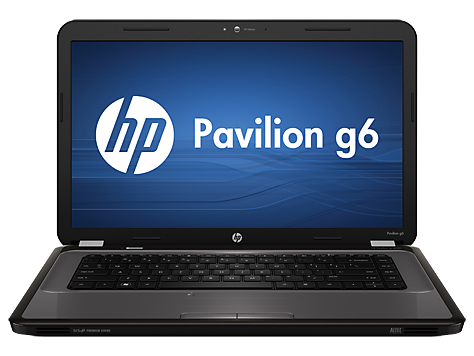 Notebook HP Pavilion serie g6-1c00