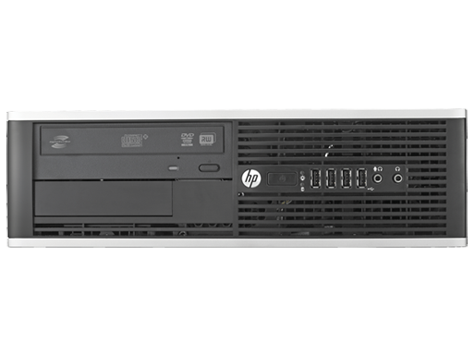 PC HP Compaq 6200 Pro con factor de forma reducido