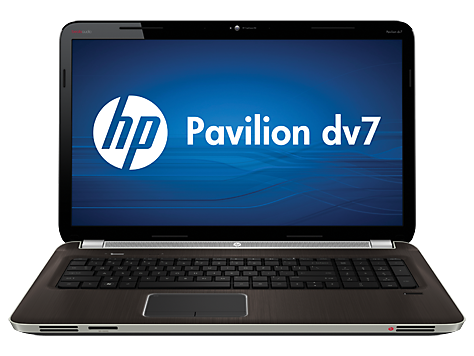 HP Pavilion dv7-6100 Quad Edition Entertainment Notebook-PC-Serie