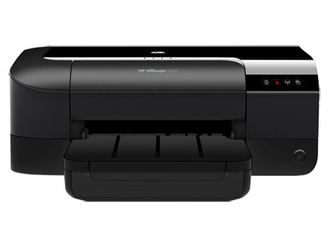 HP Officejet 6100 ePrinter serisi - H611
