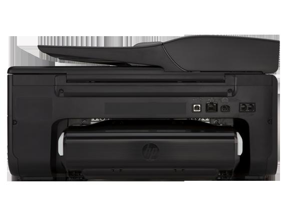HP Officejet 6700 Premium e-All-in-One Printer - H711n - Rear