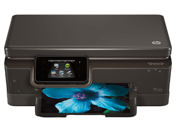 HP Photosmart 6512 e-All-in-One Printer - B211a