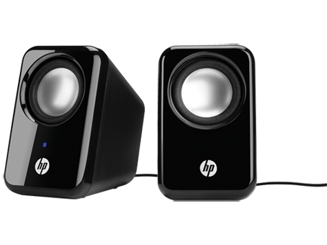 Altavoces multimedia HP 2.0