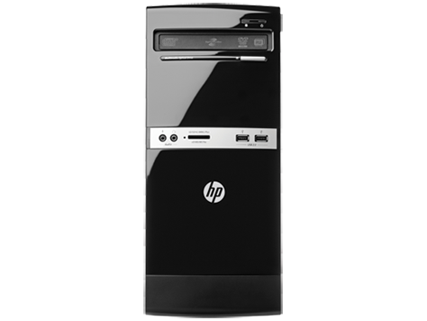 HP 505B Microtower PC
