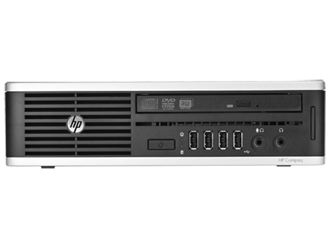 HP Compaq 8200 Elite Ultra-Slim-PC