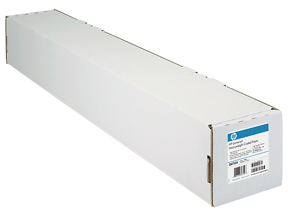 HP Coated Paper-914 mm x 45.7 m (36 in x 150 ft) - Left