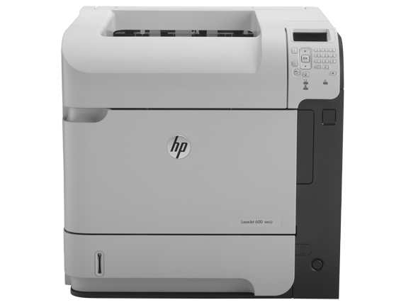 HP LaserJet Enterprise 600 Printer M602dn - Center