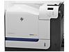 HP LaserJet Enterprise 500 color Printer M551dn - Left