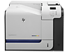 HP LaserJet Enterprise 500 color Printer M551dn - Center