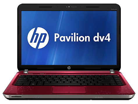 HP Pavilion dv4-3200 Entertainment Notebook PC series