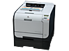 HP Color LaserJet CP2025x Printer - Left