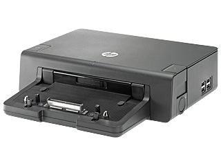 HP 120W Advanced Docking Station - Img_Left_320_240