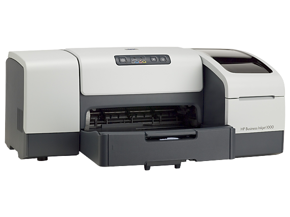 HP Business Inkjet 1000 Printer - Right