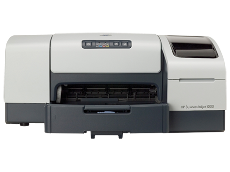 HP Business Inkjet 1000 商用噴墨印表機
