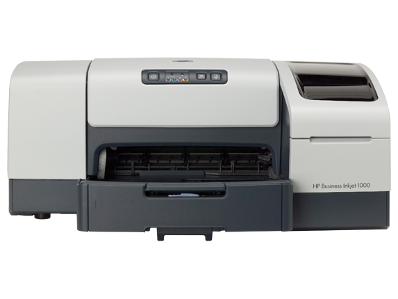 HP Business Inkjet 1000 Printer - Center