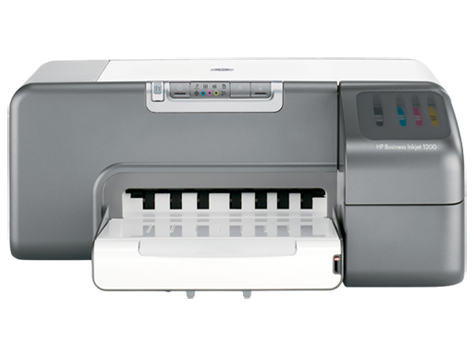 HP Business Inkjet 1200d Printer