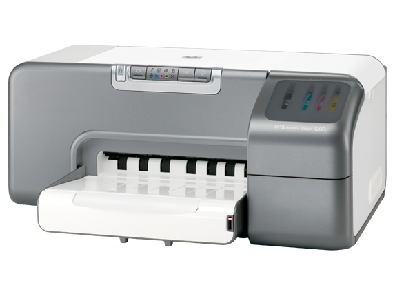 HP Business Inkjet 1200 Printer - Left