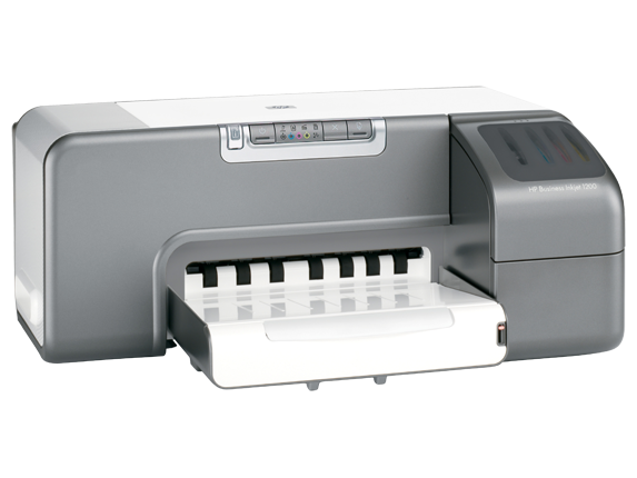 HP Business Inkjet 1200 Printer - Right