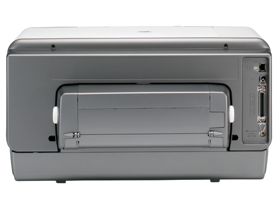 HP Business Inkjet 1200dtwn Printer - Rear