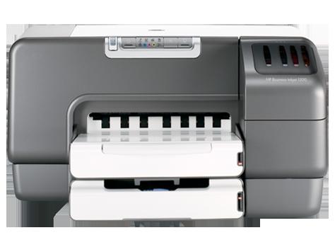 HP Business Inkjet 1200dtwn Printer