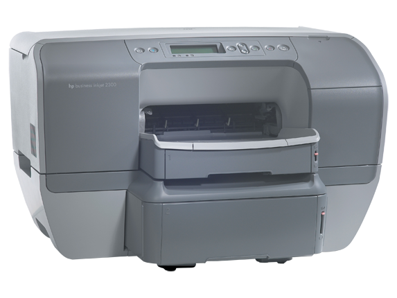 HP Business Inkjet 2300dtn Printer - Right