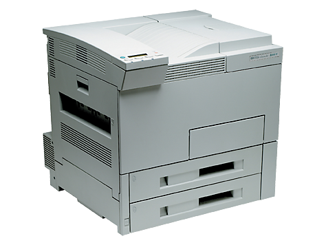 HP LaserJet 8000-multifunktionsprinterserien