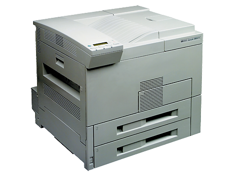 HP LaserJet 8100 Printer series