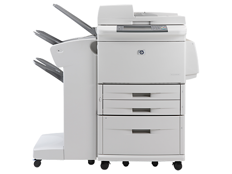 HP LaserJet 9040/9050-multifunktionsprinterserien