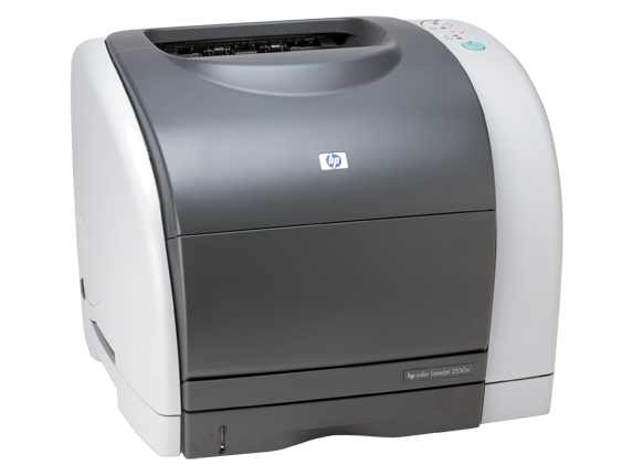 HP Color LaserJet 2550n Printer