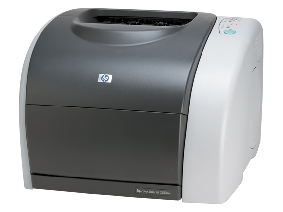 HP Color LaserJet 2550Ln Printer