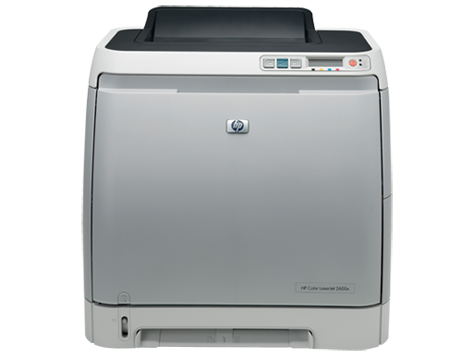 HP Color LaserJet 2600n Printer