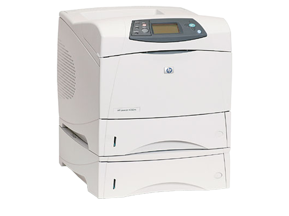 HP LASERJET 4350DTN PRINTER DRIVER WINDOWS XP