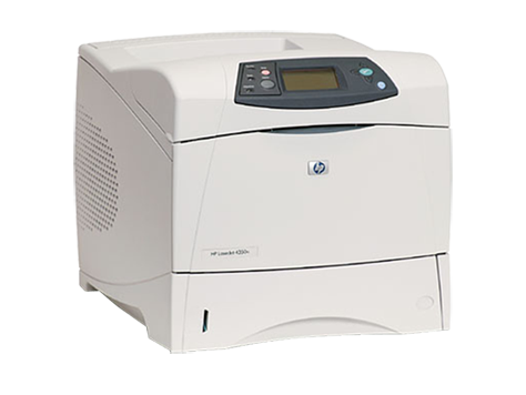 Hp laserjet 4350n printer drivers download and update for windows.