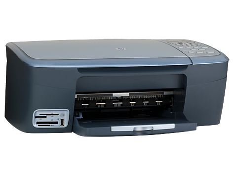 HP PSC 2350 All-in-One-skriverserien