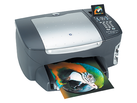 HP PSC 2500 Photosmart All-in-One Printer series