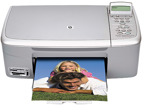 HP PSC 1600 All-in-One serien