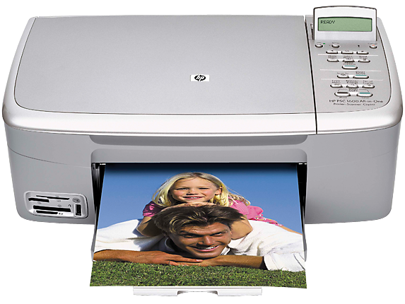 HP PSC 1610v All-in-One