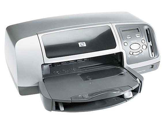HP Photosmart 7350v Printer - Right