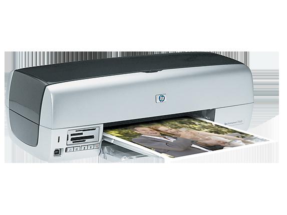 HP Photosmart 7345 Printer