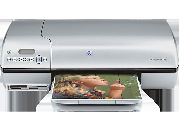 HP Photosmart 7450xi Photo Printer