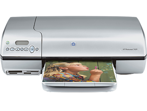 HP Photosmart 7400 Printer series