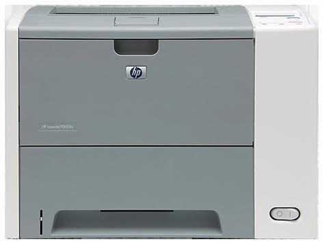 HP LaserJet P3005n Printer