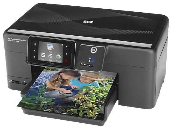 HP Photosmart Premium All-in-One Printer - C309g