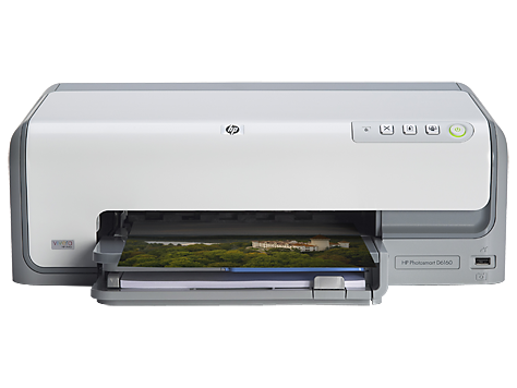HP Photosmart D6100 Printer serie