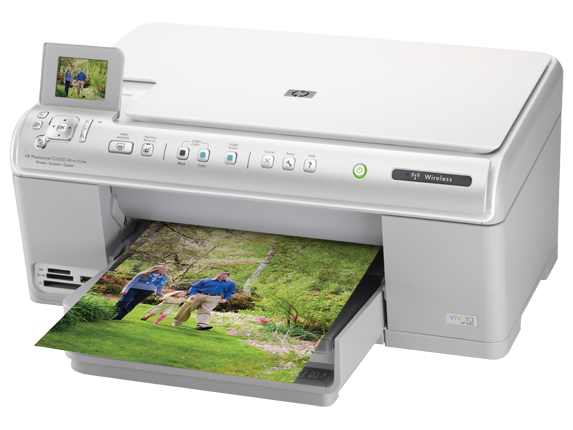 HP Photosmart C6350 All-in-One Printer