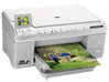 HP Photosmart C6350 All-in-One Printer - Right