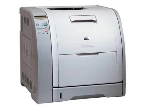 HP Color LaserJet 3500 Printer series