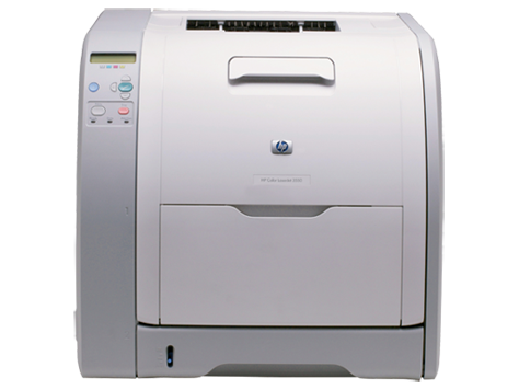 HP Color LaserJet 3550 印表機系列