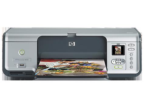 Impresora HP Photosmart 8050