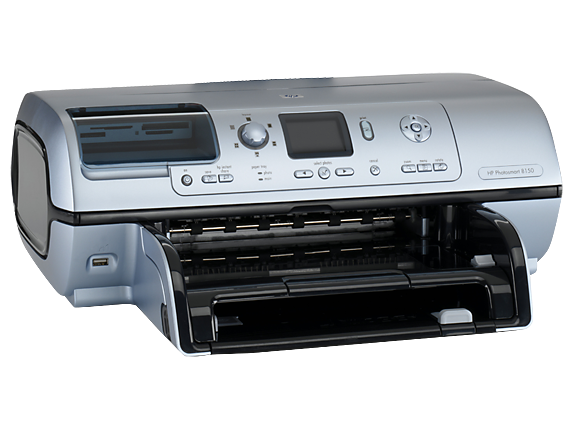 HP Photosmart 8150v Photo Printer - Right